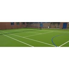 Cỏ nhân tạo sân tennis